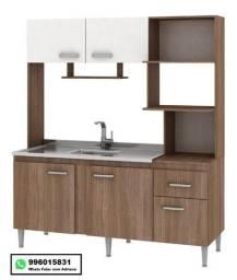 Cozinha Sevilha compacta