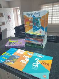 Livros ensino médio SESI