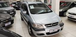 Gm zafira elite 2.0 aut. prata 2006 flex