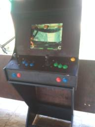 Multijogos arcade fliperama aluguel