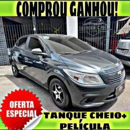 TANQUE CHEIO SO NA EMPORIUM CAR!!! ONIX 1.0 JOY ANO 2018 COM MIL DE ENTRADA