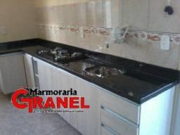 Pia de Granito Preto São Gabriel!/Marmoraria Granel