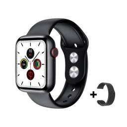 Smartwatch relógio inteligente iwo lite w26 tela infinita