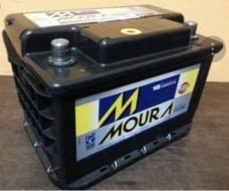 Bateria 45 amperes moura R $ 79,00