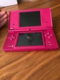 Nintendo DSi + fonte + caneta + embalagem (tudo original)