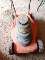 Roçadeira e cortador de grama