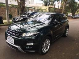 Land Rover Evoque Dynamic Automático Teto Solar Apenas 31.000 km 2013 A Mais nova do BR!!