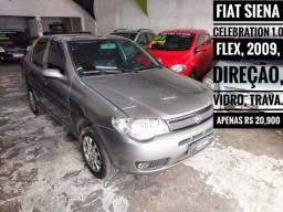 Título do anúncio: Fiat Siena 1.0 Flex, 2009