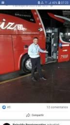 Título do anúncio:  Motorista de caminhão e ônibus