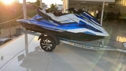 Jet Ski Yamaha FX Cruiser SVHO, 2019, apenas 28 horas