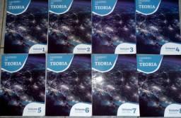 Livros de Teoria 1°ano do Ensino Médio