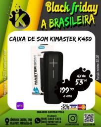 Caixa de Som Kimaster K-450