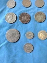 10 moedas de Reis de 1919/2//30.....