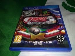Jogo Pinball arcade Ps4 (novo/lacrado)