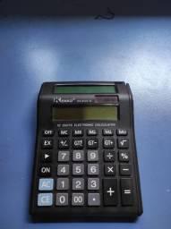 Calculadora grande com pilhas inclusas