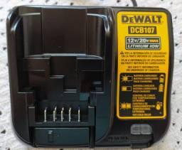 Carregador bateria DEWALT 12 V / 20 V ZERO