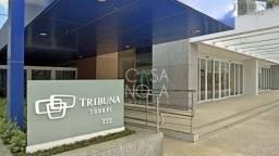 Título do anúncio: Sala, 60 m² - venda por R$ 480.000,00 ou aluguel por R$ 2.800,00/mês - Centro - Santos/SP