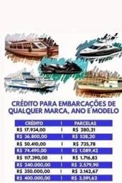 Crédito Para Veículos Aquáticos