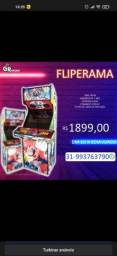 Máquina de fliperama Arcade