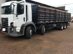 Título do anúncio: caminhão vw 24250 8x2
