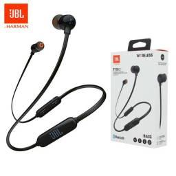 Fone De Ouvido Jbl Tune 110 Bt Bluetooth Original