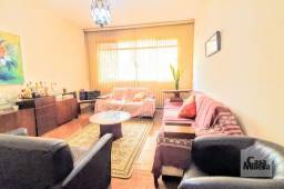Apartamento à venda com 3 dormitórios em Santo antônio, Belo horizonte cod:278266