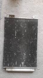 Condensador fiat grand siena nova palio uno vivace denso original