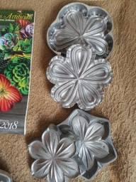Frisadores de alumínio