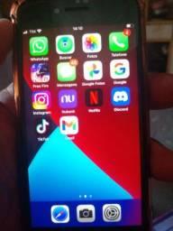 Título do anúncio: Iphone 7 Black