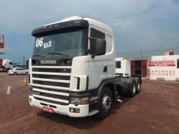 Título do anúncio: Scania R124 420 6x2 2006/2006