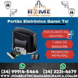 Portão Eletrônico GarenTsi4Seg *