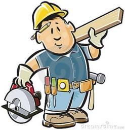 Vaga para carpinteiro