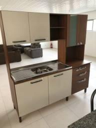 Cozinha compacta feirão rua Paraná 3479