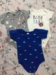 Título do anúncio: bodys de bebê