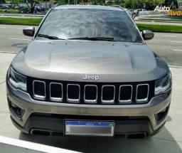 Jeep Compass Longitude 2.0 4x4 Diesel 2019 33.000 Km Único dono