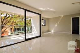 Apartamento à venda com 3 dormitórios em Serra, Belo horizonte cod:267492