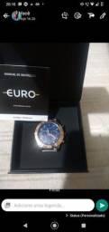 Título do anúncio: Relógio Euro big