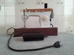 Máquina de costura singer zig zag