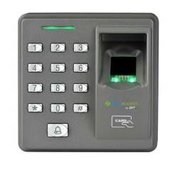 Controle Acesso Biométrico Com 10 Chaveiros Tags 1 Cartão