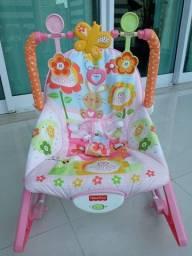 Cadeira de balanço Fisher Price Minha Infância