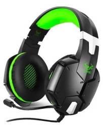 Fone Gamer ( Verde - EJ 901 )