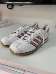Título do anúncio: Vendo tênis da adidas