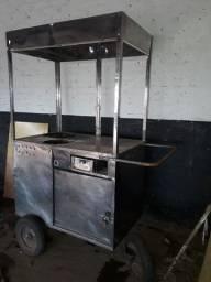 Vendi-se um carrinho de cachorro quente aqui em Anápolis Goiás por 400 reais