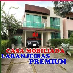 Em Flores Com 3 Suítes Condomínio residencial laranjeiras Premium