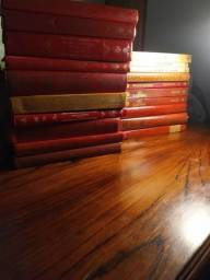 20 livros de literatura clássica. Col. Abril