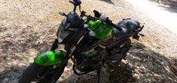 Título do anúncio: Xj600  km 44 2013 moto do interior