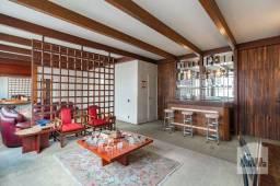 Apartamento à venda com 4 dormitórios em Centro, Belo horizonte cod:278244