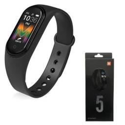 Relógio smartwatch inteligente M5 Band 5 primeira linha