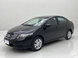 Honda CITY CITY Sedan LX 1.5 Flex 16V 4p Aut.