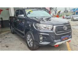 Título do anúncio: Toyota Hilux 2019 2.7 srv 4x4 cd 16v flex 4p automático